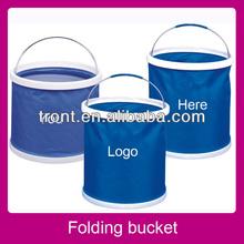 High product folding pail folding water bucket