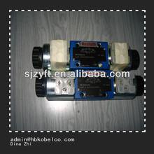 Rexroth valvola a solenoide, 4we serie solenoide valvola direzionale, rexroth 4we idraulico valvola solenoide
