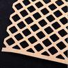 brown kraft enough store 6x6 hole mosaic tiling paper mesh for making mosaic