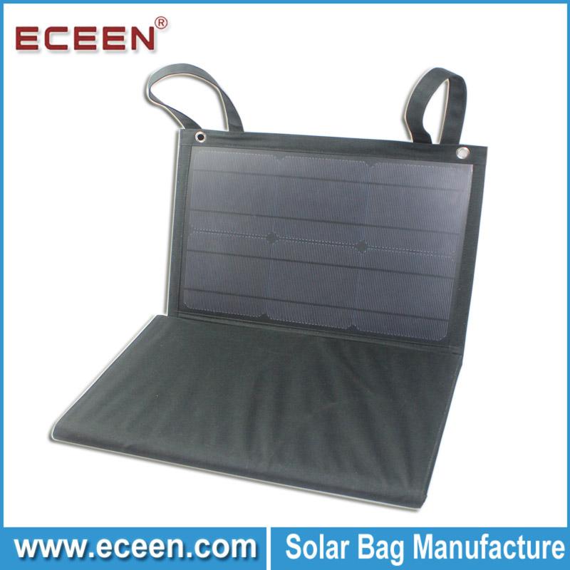 100 watts fabric foldable solar panel, cloth fold solar panel