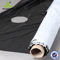preto e branco pe biodegradável palha filme para a agricultura