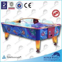 Happy Hockey folding air hockey table