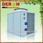 China swimming pool heat pump heating system