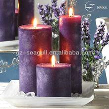 candle raw material in Hyacinth fragrance for raw agarbatti rattan
