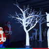 Perfect white led decoration tree light,lighted acrylic christmas tree,landscape decoration tree light