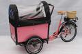 Livraison électrique tricycle