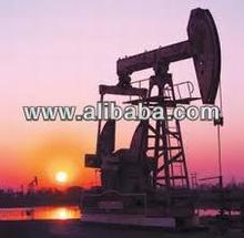 Bonny Light Crude Oil (BLCO), D2, JP54, Mazut 100