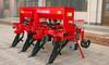 29. 4-row Corn planter/Seeder/precision fertilizing corn seeder,no tillage,deep scarification 008615138918451