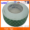 Custom printed foam tape, adhesive foam tape, foam tape