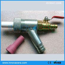 Abrasive Air Sand blasting guns kit for Abrasive Blaster Cabinet or Bucket Sand Blasting/air nozzle gun/sandblasting gun parts