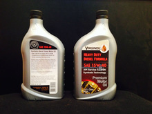 Diesel Engine Motor Oil