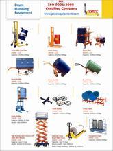 Drum Handlers manufacturing companies rajkot