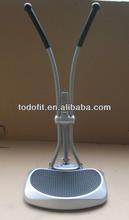 new cutting-eage Oscillating platform vibratior Vibration Machine crazy fit massage with CE