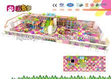 Newest children's indoor playground attraction
