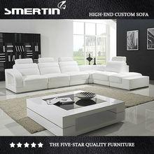 High-end custom leather sofa S760