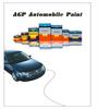 Car Refinish Paint Acrylic Paint Hardener