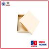 High quality recycled custom 3x3 paper gift box