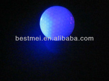Made In China LED flash night training golf ball