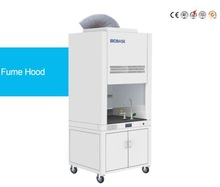 Customized! BIOBASE CE marked 4 feet Steel Fume Hood for chemical/biology/Physical/medical laboratory testing