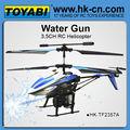 Wl 3.5 ch jorrando água rc helicóptero atacado