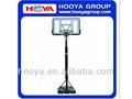 2014 tamanho padrão aro de basquetebol portátil para venda
