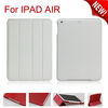 Fold Stand PU Leather Case for iPad Air, Folio Design for iPad Air Case