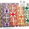 100% estilo poli tela sari tela proveedor