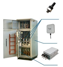 Temperature Monitoring System High Voltage Power Transmitting Systems