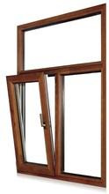 High quality bronze color sliding windows manufacturer