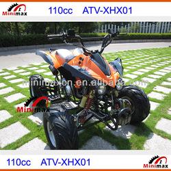 Mini Quad 110cc Mini Quad Mini ATV Foot Start Auto Clutch for kids ATV-XHX01