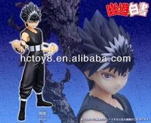 Wholesale 18cm japanese anime YuYu Hakusho Takashi pvc action figure