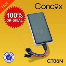 Free online software gps sim card tracker GT06N