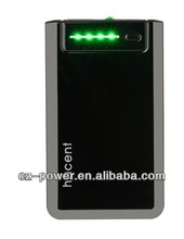5000mah ultra slim power bank FOR mobile