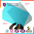 sólido en relieve hoja de la pc de policarbonato termoformado