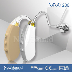 Digital Hearing Aid Made for Ear Health Products