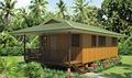 Luz estructuras de acero bungalow de madera casa, casa prefabricada de madera bungalow