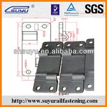 ISO 9001 Concrete railroad ties, Flat Bearing Plate