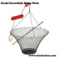 Wholesale Hoop Nets Crab Crawfish fishing nets