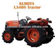KUBOTA Tractor L3408