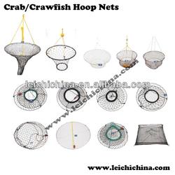 Wholesale Top quality Crab Crawfish Hoop Nets