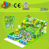 GM070319B Indoor two floor playground equipment in guangzhou