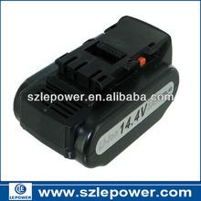rechargeable 14.4v 3000mAh Li-ion power tool Battery Pack for Panasonice