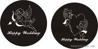 2013 Popular Unique Decor etching Metal Craft