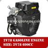 TD2V78F gssoline engine 22HP V-twin cylinder/4-stroke/air-cooled/gasoline engine