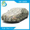 Eco-friendly folding car covers