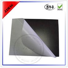 Flexible magnetic fridge whiteboard