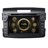 car GPS dvd player for Honda CRV 2012