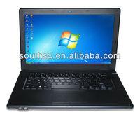 14 inch Intel DVD RW mini laptop laptop computer price in china