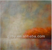 2014 colorful Palette Knife oil painting on canvas,hanging wall abstract art decortion
