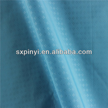 2014 New fashion fabric for garments100% polyester jacquard satin fabric high class